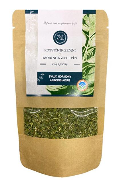 Svaly, afrodisiakum - Moringa olejodárná s kotvičníkem 30 g