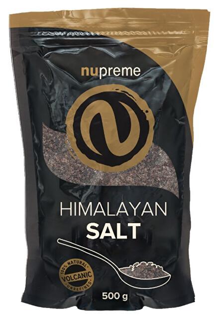 Zobrazit detail výrobku Nupreme Himalájská sůl černá 500g