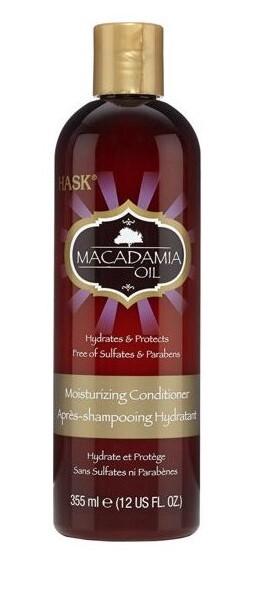 Zobrazit detail výrobku Hask Hydratační kondicionér - makadam. olej 355 ml