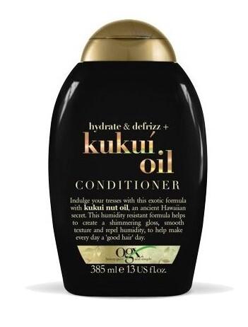 Hydratační kondicioner proti krepatosti kukui olej 385 ml