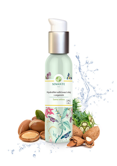 Zobrazit detail výrobku Semante by Naturalis Hydrofilní odličovací olej s arganem