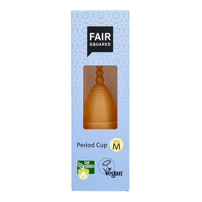 Zobrazit detail výrobku FAIR SQUARED Kalíšek menstruační M z přírodního latexu