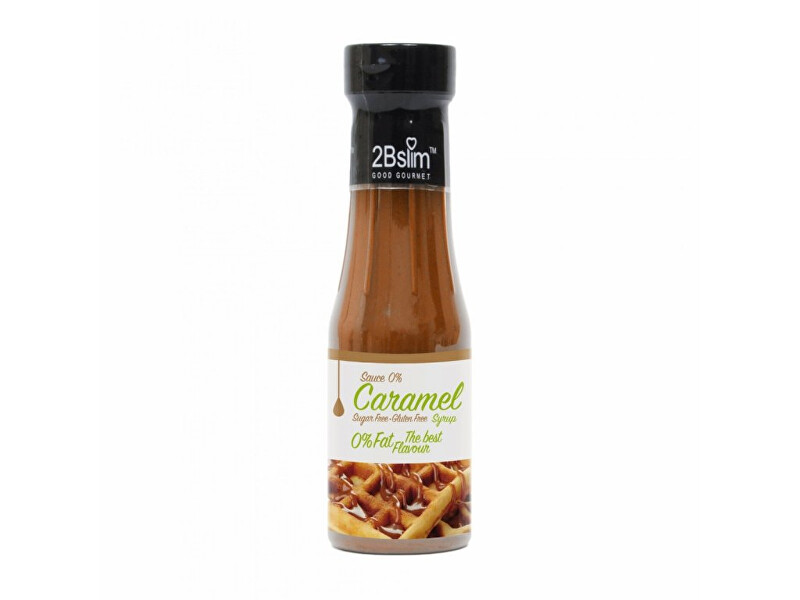 Zobrazit detail výrobku KetoMix Karamelová omáčka bez kalorií 250 ml