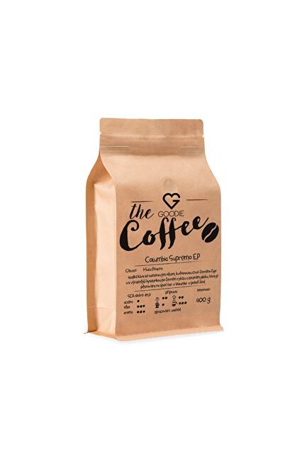 Káva zrnková - Columbia Supreme EP 400 g