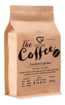 Káva zrnková - Gold Blend Espresso 100 g
