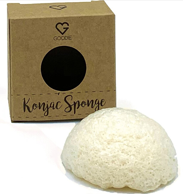 Zobrazit detail výrobku Goodie Konjac houbička - Natural