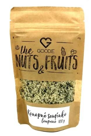 Zobrazit detail výrobku Goodie Konopné semínko loupané 100 g