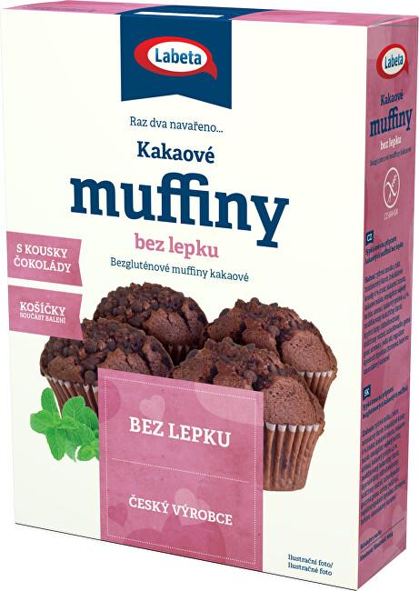 Zobrazit detail výrobku LABETA A.S. Muffins kakaové bez lepku 300 g