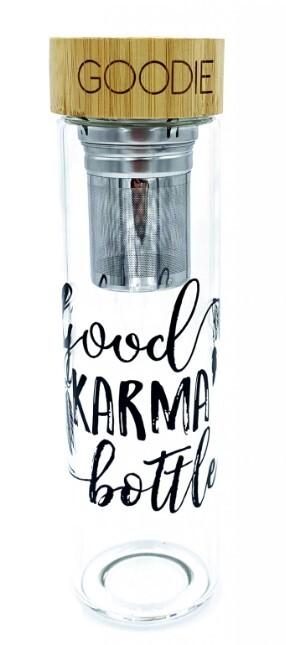 Zobrazit detail výrobku Goodie Lahev na vodu - Good karma bottle 700 ml