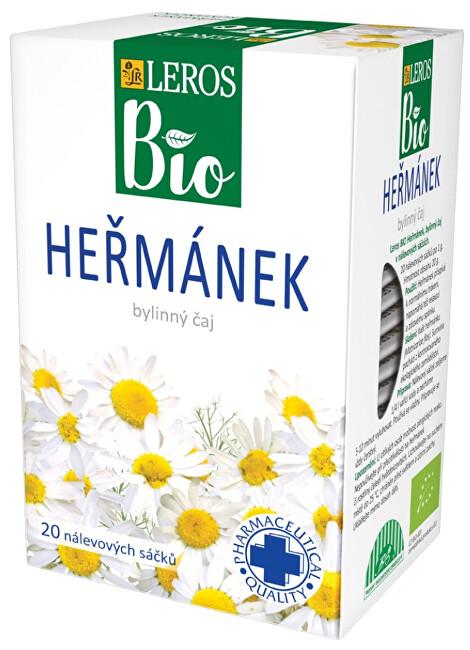 Zobrazit detail výrobku LEROS BIO Heřmánek 20 x 1 g