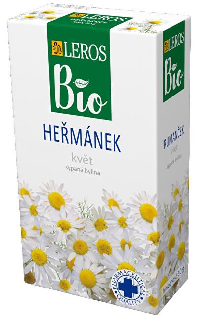 Zobrazit detail výrobku LEROS BIO Heřmánek květ 50 g
