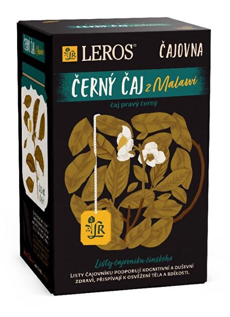 Zobrazit detail výrobku LEROS Čajovna Černý čaj z Malawi 20 x 2 g