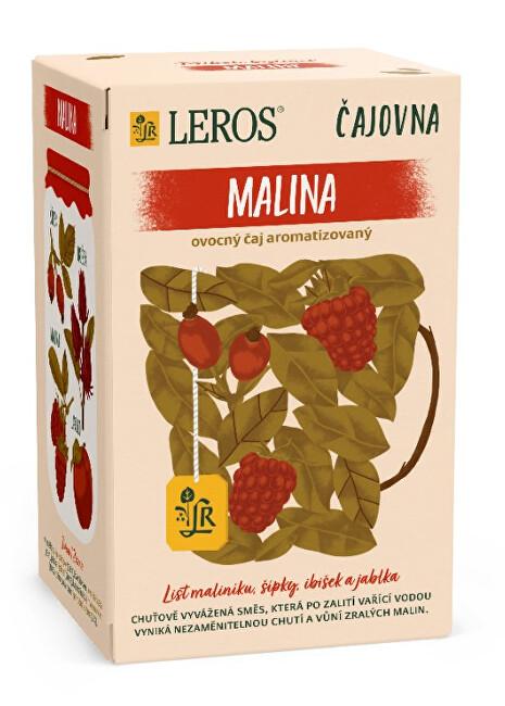 Zobrazit detail výrobku LEROS Čajovna Malina 20 x 2 g