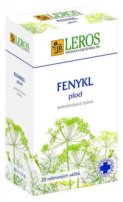 Zobrazit detail výrobku LEROS Fenyklový čaj 20 x 1,5 g