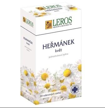 Zobrazit detail výrobku LEROS Heřmánek 20 x 1 g