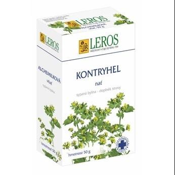 Zobrazit detail výrobku LEROS Kontryhelová nať 50 g
