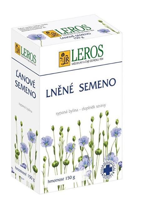Zobrazit detail výrobku LEROS Lněné semeno 150 g