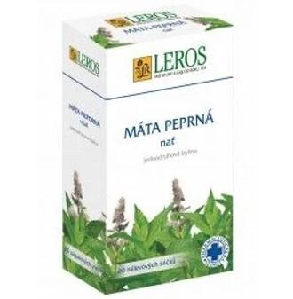Zobrazit detail výrobku LEROS Mátový čaj 20 x 1,5 g