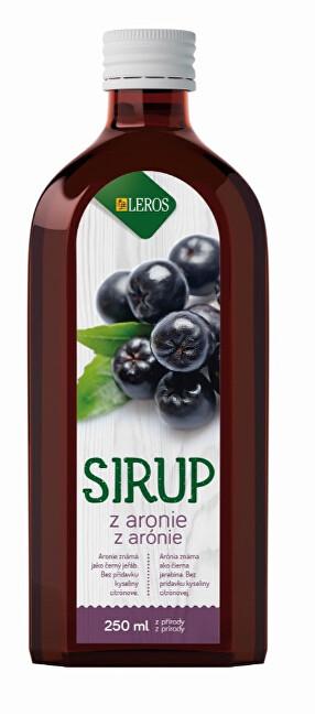 Zobrazit detail výrobku LEROS Sirup Aronie 250 ml