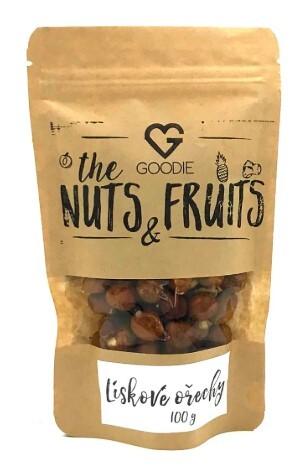 Zobrazit detail výrobku Goodie Lískové ořechy 100g