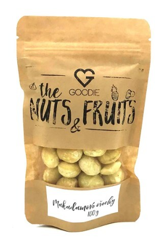 Zobrazit detail výrobku Goodie Makadamové ořechy 100 g