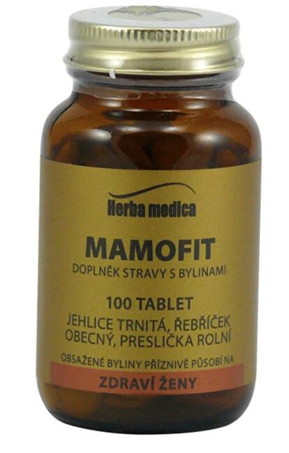 Zobrazit detail výrobku HerbaMedica Mamofit - napětí v prsou, 100 tablet