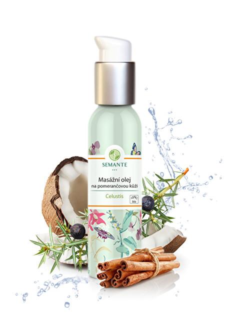 Zobrazit detail výrobku Semante by Naturalis Masážní olej na pomerančovou kůži