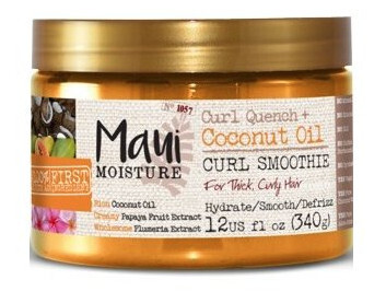 Zobrazit detail výrobku MAUI MAUI maska pro husté kudrnaté vlasy + kokos.olej 340 g