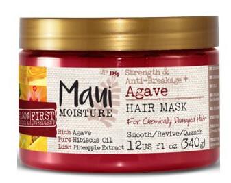 Zobrazit detail výrobku MAUI MAUI posilující maska pro chemicky zničené vlasy + Agave 340 g