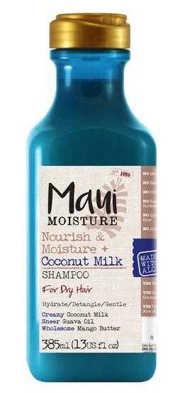 Zobrazit detail výrobku MAUI MAUI vyživující šampon pro suché vlasy + kokosové mléko 385 ml