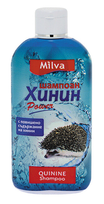 Zobrazit detail výrobku Milva Milva Šampon chinin 200 ml