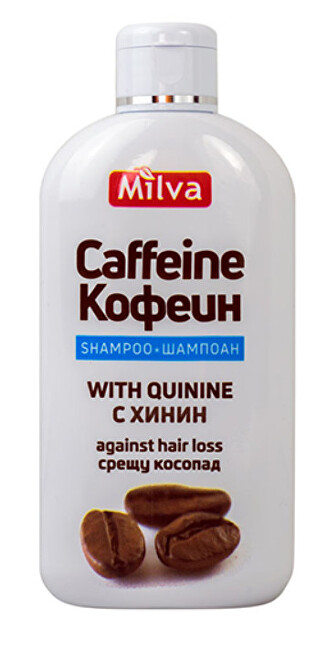 Zobrazit detail výrobku Milva Milva Šampon chinin a kofein 200 ml