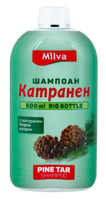 Zobrazit detail výrobku Milva Šampon dehet 500 ml