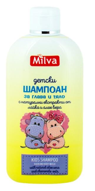 Milva Milva Šampón detský 200 ml