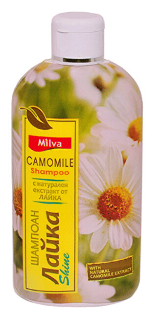 Zobrazit detail výrobku Milva Šampon heřmánek 200 ml