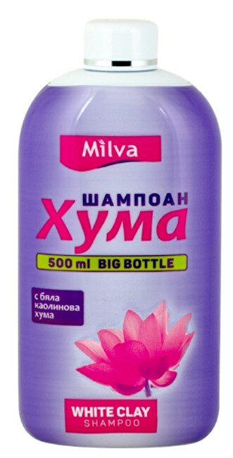 Zobrazit detail výrobku Milva Šampon jílový HUMA 500 ml