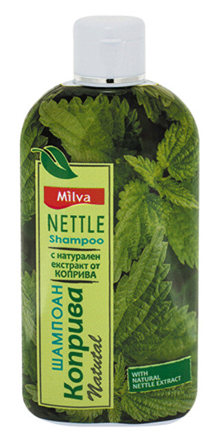 Zobrazit detail výrobku Milva Šampon kopřiva 200 ml