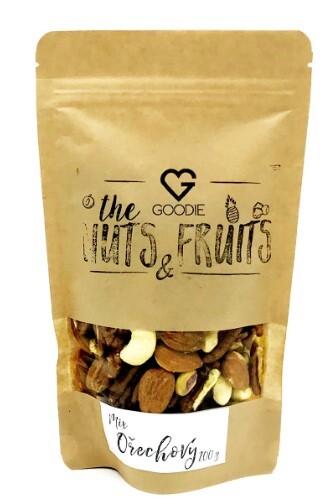Zobrazit detail výrobku Goodie Mix ořechový 200 g
