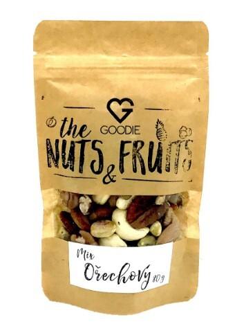 Zobrazit detail výrobku Goodie Mix ořechový 80 g
