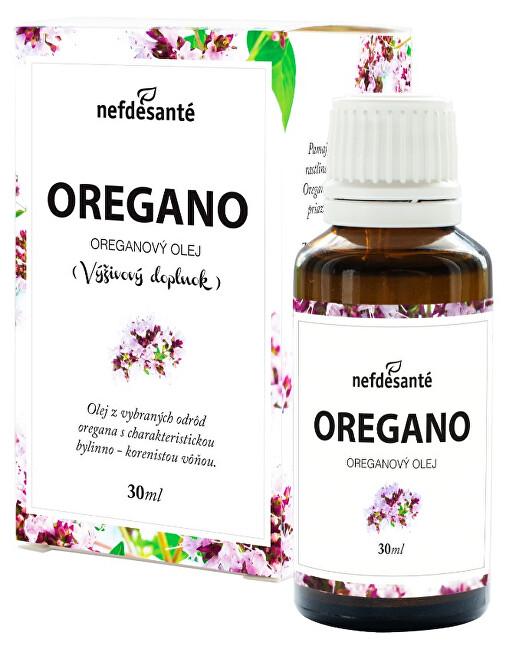 Zobrazit detail výrobku Nef de Santé OREGANO Oreganový olej 30 ml