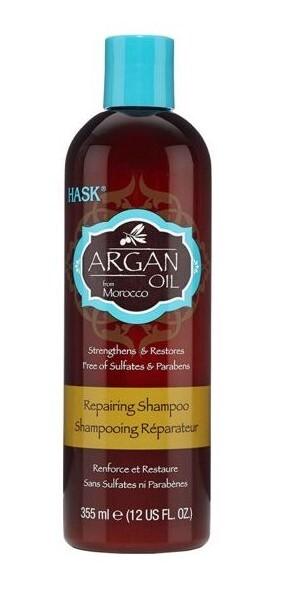 Zobrazit detail výrobku Hask Obnovující šampon - argan.olej 355 ml