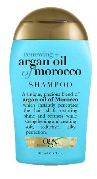 Zobrazit detail výrobku OGX Obnovující šampon marocký arganový olej 88 ml mini