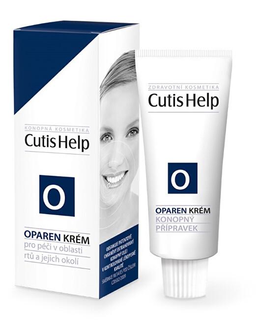 Zobrazit detail výrobku CutisHelp OPAREN™ konopný přípravek při oparech 4 ml