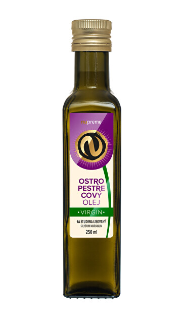Ostropestřec olej 250 ml