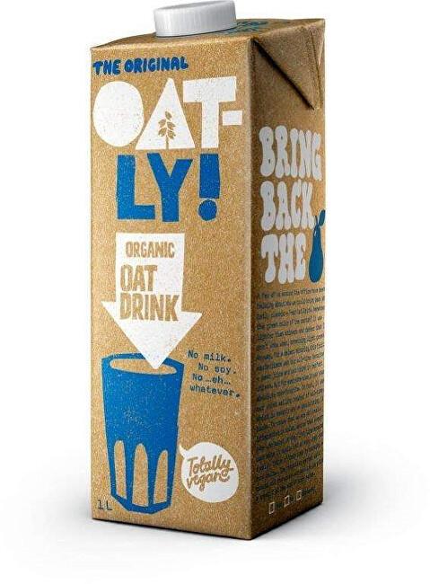 Zobrazit detail výrobku Oatly! Ovesný nápoj, Bio 1 l