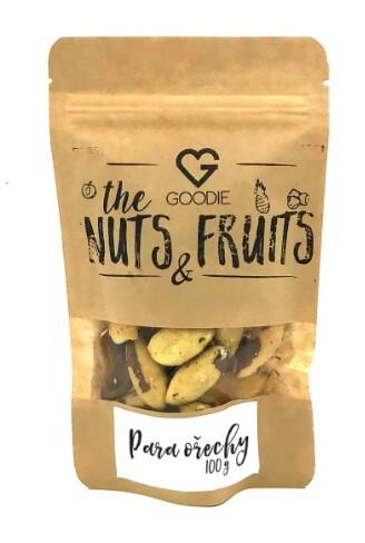 Zobrazit detail výrobku Goodie Para ořechy 100g