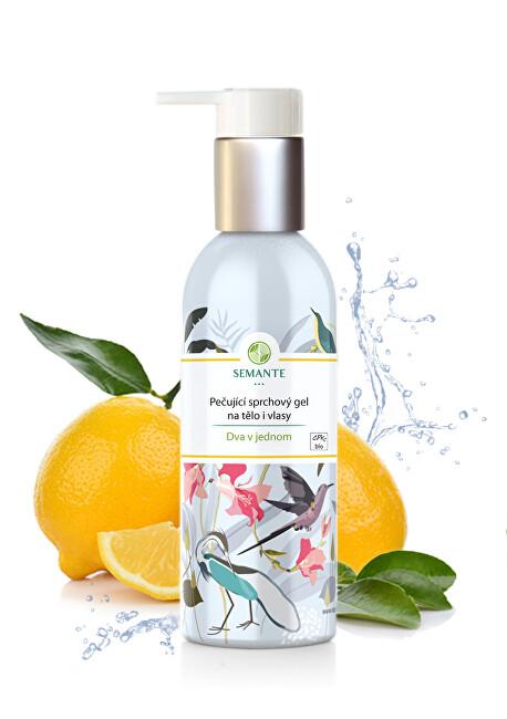 Zobrazit detail výrobku Semante by Naturalis Pečující sprchový gel na tělo i vlasy