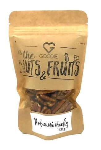 Zobrazit detail výrobku Goodie Pekanové ořechy 100 g