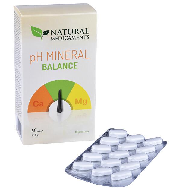 Zobrazit detail výrobku Natural Medicaments pH Mineral Balance 60 tablet