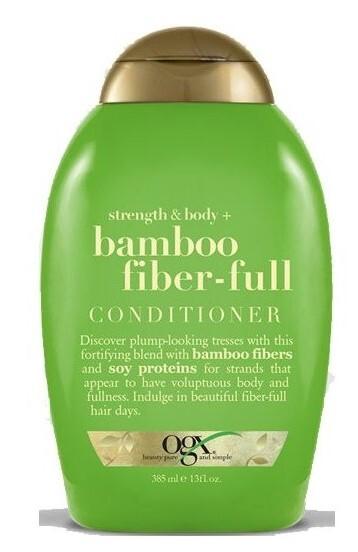Posilující kondicioner bambus.vlákno 385 ml